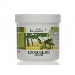Tělový peeling s olivovým...