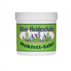 Alter Heideschäfer mast s...